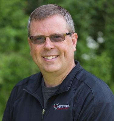 Orthodontist Dr. Timothy McReath at McReath Orthodontics in Baraboo, Portage, and Prairie du Sac, WI